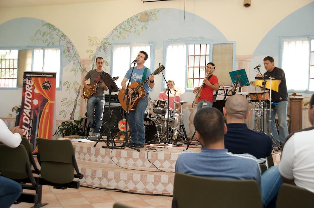 Live @S. Pio X - 1 giugno 2008 (VI) Foto di Valentina Bellotto © Studio Emagine