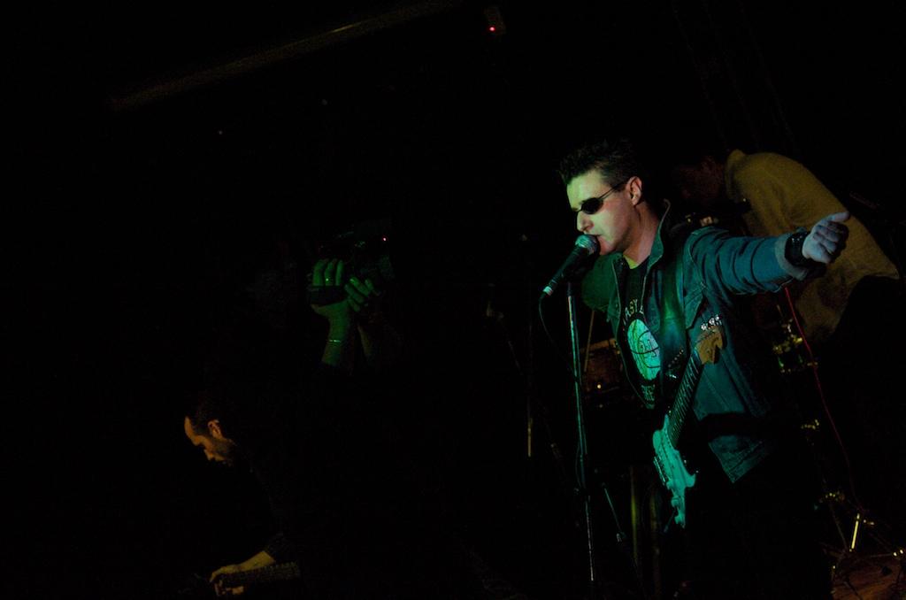 Live @La Storia siamo noi - 18 gennaio 2009 - Jailbreak (RM) Foto di Alex Fusto © Studio Emagine