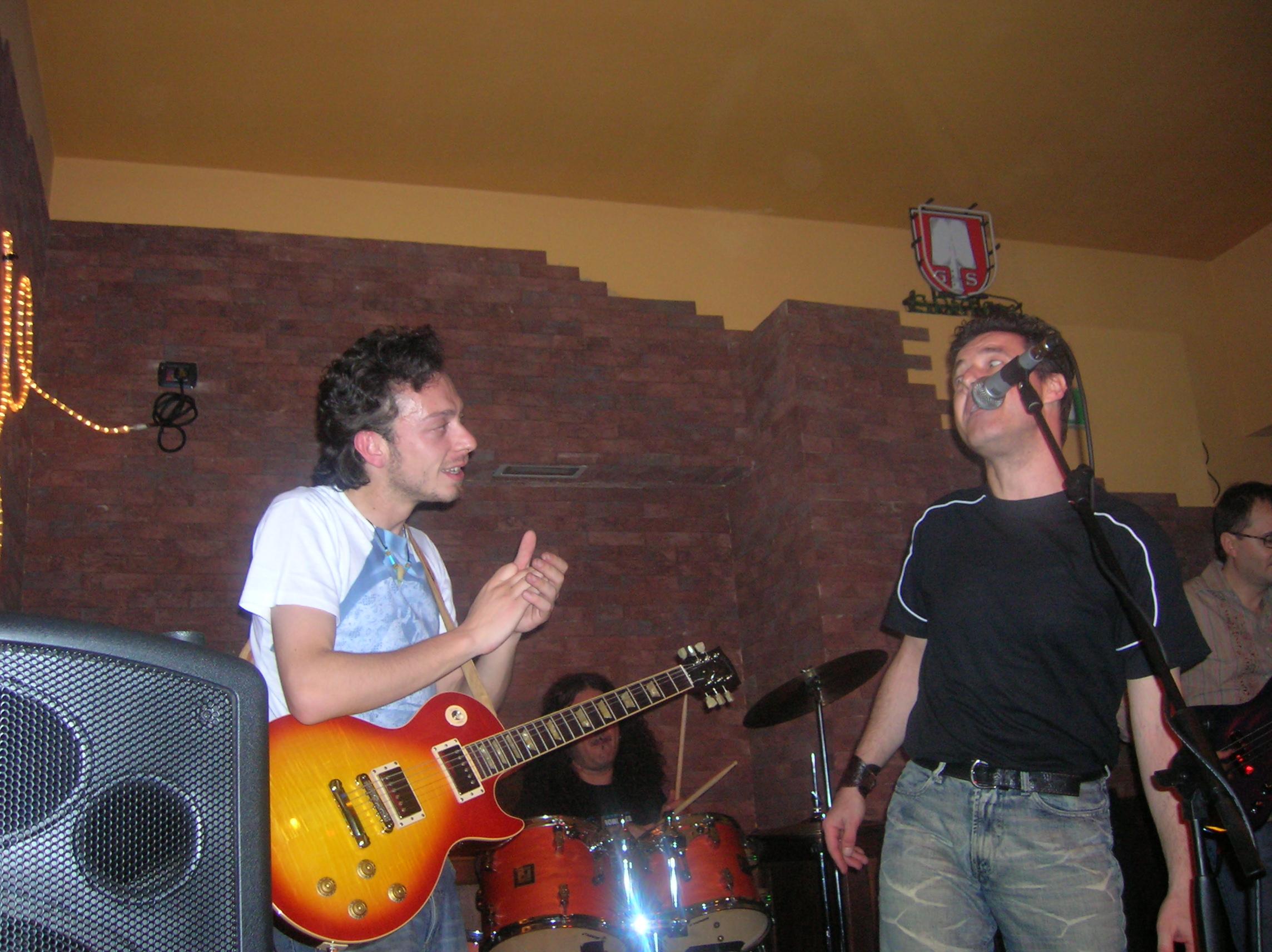 Live @Boogie con Gennaro Porcelli & Higway 61 - 12 maggio 2007 (RM)
