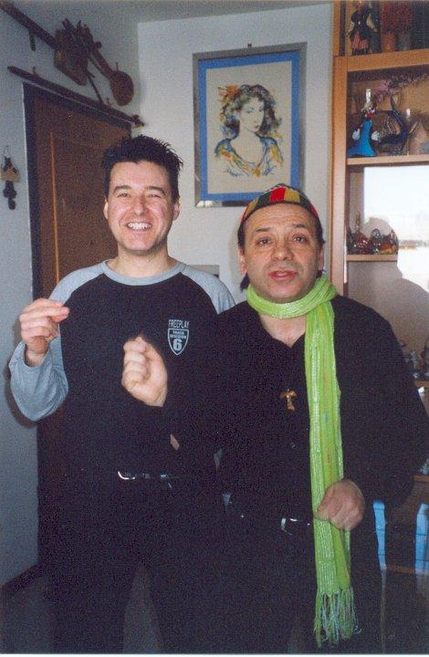 2005: I due Tony: Cercola & Dubois