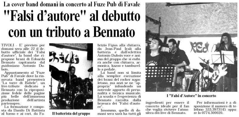 GUIDONIA OGGI - 26.11.2004