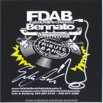 EDOARDO BENNATO ANTONIO DUBOIS FDA FALSI D'AUTORE FALSIDELLARCHITETTOBENNATO COVER BAND UFFICIALE STUDIOLIVE COVER FRONT1 2010